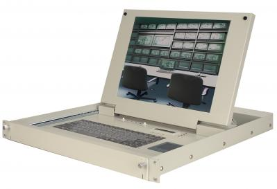 KVM-система IEI Technology LKM-9268GWC-RU